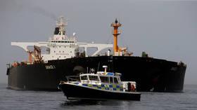 Gibraltar 'seeks to de-escalate' Britain-Iran tanker standoff