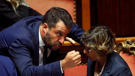 Italy recalls Senate at height of holiday season amid govt crisis