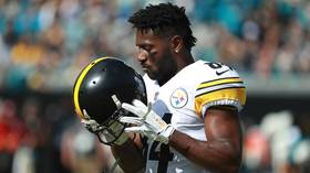 NFL star Antonio Brown accused of rape by former personal trainer