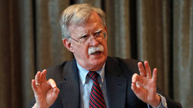 'EU elites make peasants vote until they get it right' – Bolton lectures in Britain