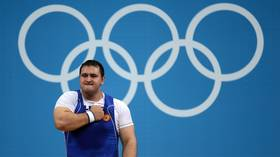 Five Russian weightlifters handed anti-doping suspensions after historical investigation
