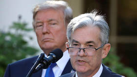 'Crazy inverted yield curve': Trump launches blistering attack on Fed chief Powell