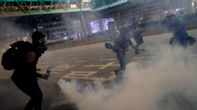 Hong Kong in US' crosshairs? No matter where there's revolution, we're there, Ron Paul says