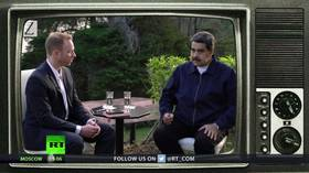 Interview with President Maduro of Venezuela