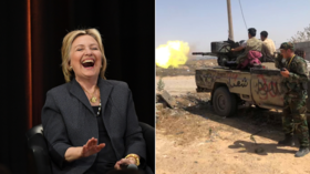 What happened when she 'supported' Libya? Chinese media roasts Hillary Clinton over Hong Kong