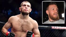 'Send him location!' Khabib says McGregor should go to jail for punching man in Dublin pub