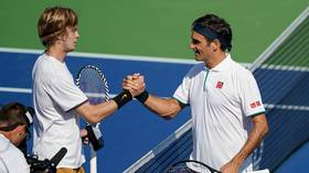 Andrey Rublev & Swiss tennis icon: Who clobbered Roger Federer in Cincinnati?
