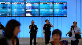 US Customs and Border Protection systems down, airports affected nationwide