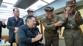 Kim oversees launch of 'new weapon'  -  state media
