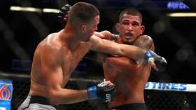 UFC 241: Nate Diaz calls out Jorge Masvidal after thrilling win (VIDEO)