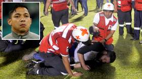 Three dead, former Celtic star Izaguirre injured in violent clashes between rival fans in Honduras