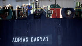 Iran warns US against re-impounding tanker freed by Gibraltar as it sails to Greece