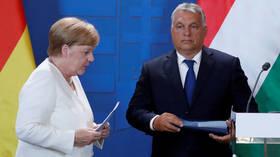 Merkel, Orban commemorate anniversary of 1989 'pan-European freedom picnic'