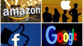Google, Amazon, Facebook, Apple to testify in Washington against French digital tax