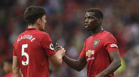'Disgusting. Stop these pathetic trolls!' Man United & Maguire condemn racist abuse of Paul Pogba