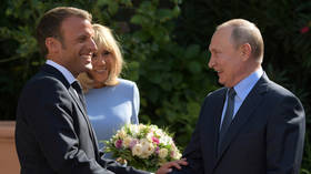 Putin-Macron meeting heralds glorious summer after long winter of discontent