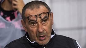 New Juventus boss Maurizio Sarri diagnosed with pneumonia