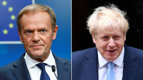 No go for BoJo as Tusk rejects backstop bid, accuses PM of supporting return of Irish border