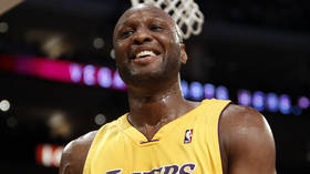 'Candy and porn': Former NBA star Lamar Odom gives up adult movies and sweet treats