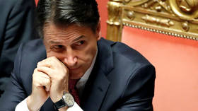 Italian PM Conte resigns as coalition row deepens after Salvini calls for new election