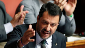 'Uncharted waters': Italy's government falls as Salvini gambles on snap election win