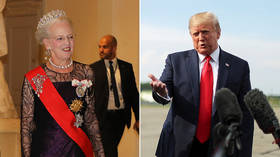 Trump accused of 'insulting' Danish queen by cancelling trip over Greenland snub