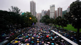 Ongoing Hong Kong protests taking toll on city's economy, Bank of East Asia warns