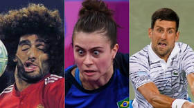 Caught on camera: New #GameFaceChallenge exposes hidden side of sport (PHOTOS)