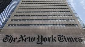 NYT editor's tweets mocking Jews, Indians amid newspaper's 'anti-racist' drive
