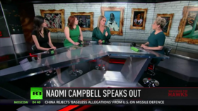 Jeffrey Epstein backlash hits Naomi Campbell & capitalists clutch pearls over coming recession