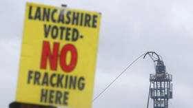 What the frack? Largest tremor yet halts UK hydraulic fracturing op as public outcry continues