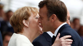 Macron warns UK could become US vassal state. I bet he asked Merkel first