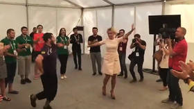 From Kalinka to Lezginka: FM spokesperson Zakharova saddles the beat of iconic Caucasus dance