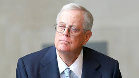 David Koch, billionaire conservative & one of the world's richest people, dies at 79