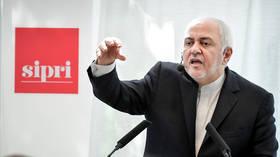 Iranian FM Zarif praises Macron's suggestions on nuclear deal crisis