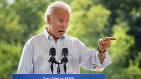 Biden asks town hall 'what if Obama had been assassinated?' & internet cringes