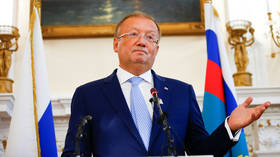 Russian ambassador leaves UK after turbulent term