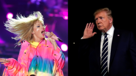 Trump is bad: Taylor Swift has a 'brave' 'political awakening'