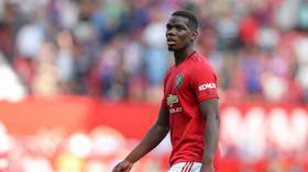 Groggy Pog: Confused Paul Pogba says he could 'drink his own pee' in series of bizarre post-operation videos