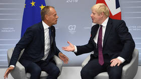 UK won't have to pay £39 billion divorce bill in no-deal Brexit – Johnson