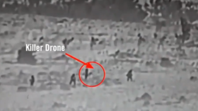 Israel releases VIDEO claiming to show Iranians prepping 'killer drone'
