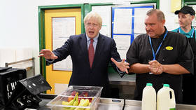 Boris Johnson won't like going down in history as 'Mr. No-Deal,' EU's Tusk scoffs