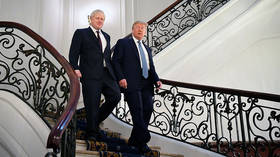 Trump teases trade deal for UK once Johnson gets rid of EU, the 'anchor around its ankle'