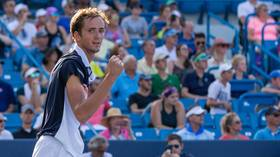 US Open: Russia's Medvedev can be the man to break Big Three's Grand Slam stranglehold