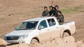 Kurdish YPG militia, SDF to pull from Turkey-Syria border area after US deal with Ankara
