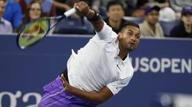 """Play f***ing tennis"": Nick Kyrgios shakes off opponent's jibe to claim win at US Open (VIDEO)"