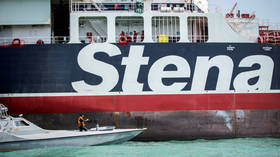 Iran to speed up legal process for seized British oil tanker Stena Impero – Zarif