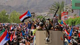 Yemen's separatists regain control of Aden – officials