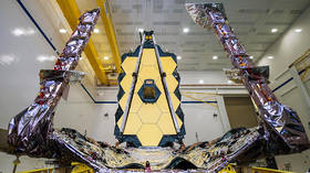 Hubble's high-tech successor: Huge new alien-hunting telescope unveiled by NASA (PHOTOS)