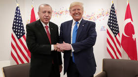 Trump, Erdogan discuss Syria, trade in call – White House